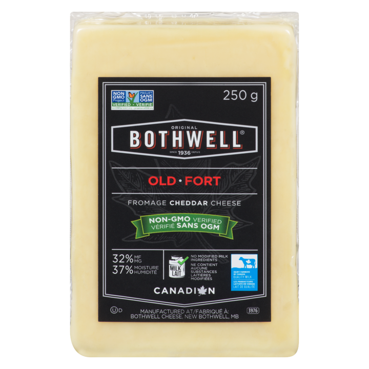 Old White Cheddar - 250 g
