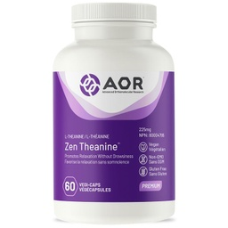 [10011809] Zen Theanine - 225 mg - 60 veggie capsules