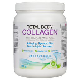 [11021551] Total Body Collagen - Unflavoured - 500 g