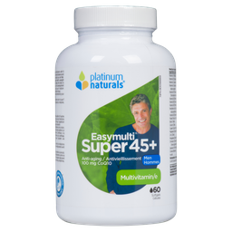 [10016640] Easymulti Super 45+ Men Multivitamin - 60 soft gels