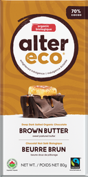 [10927200] Chocolate Bar - Brown Butter - 80 g