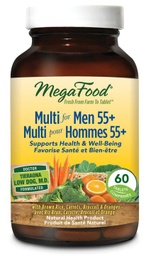 [11001005] Multi For Men 55+ - 60 tablets