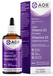 [10011857] Vitamin D3 Liquid Adult 400IU - 50 ml