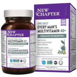 [10612700] 40+ Every Man's One Daily Multivitamin - 72 tablets