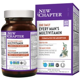 [10014821] Every Man's One Daily Multivitamin - 48 tablets
